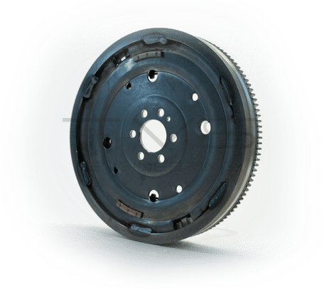 Flywheel DQ200 backside