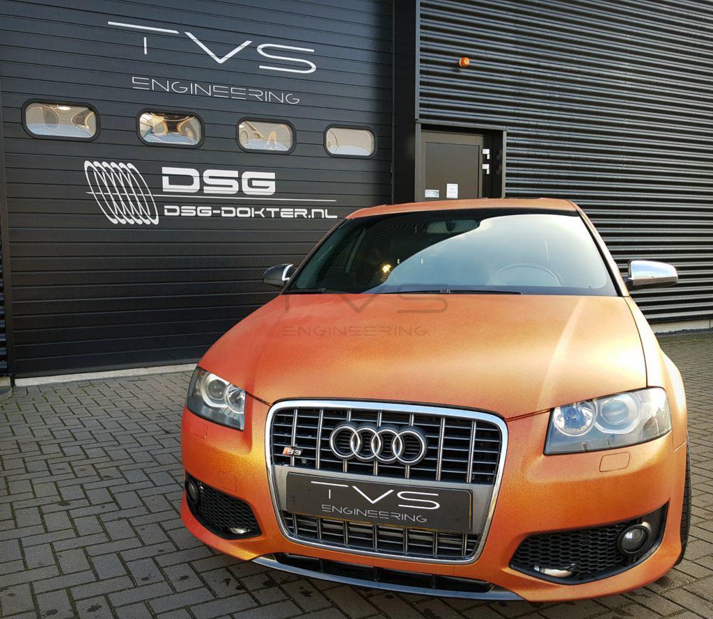 Audi A3 (8P) 3.2 Turbo img 0