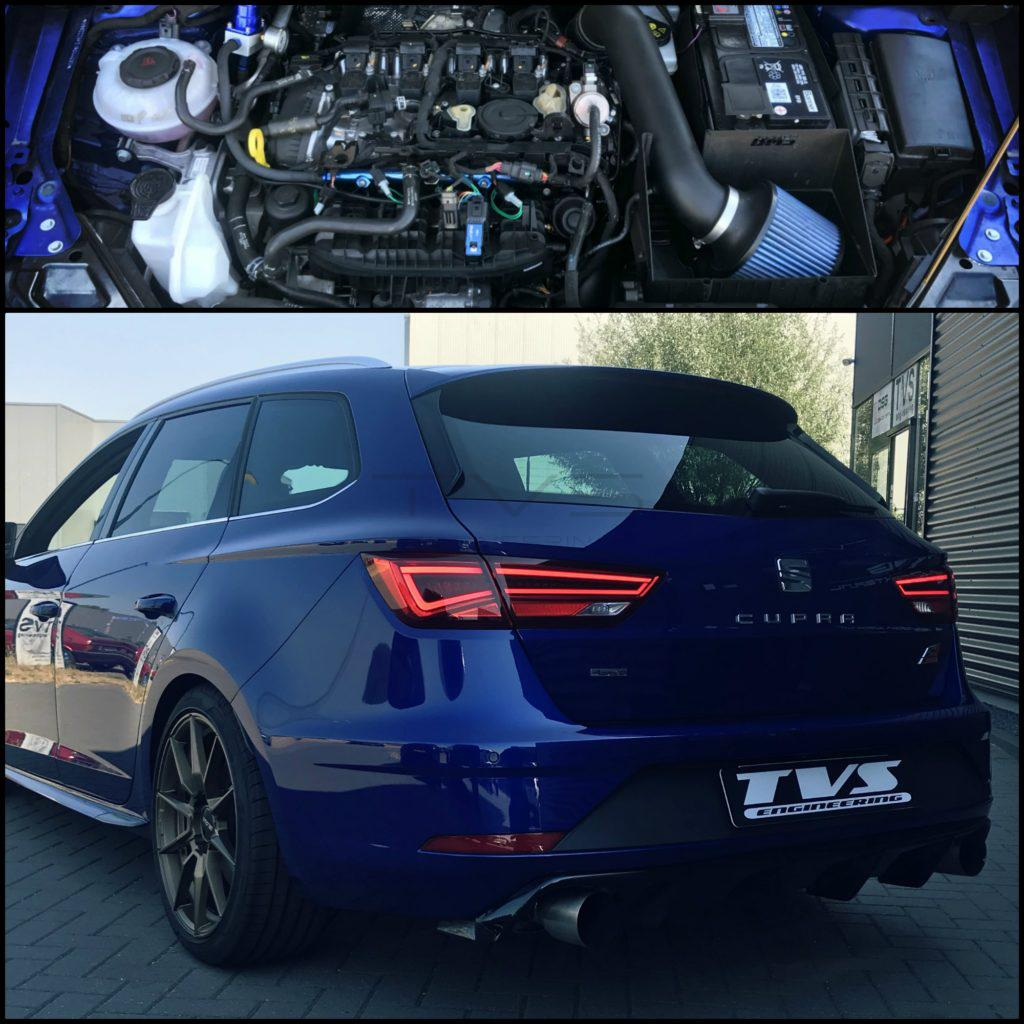 Seat Leon Cupra ST 2.0 TSI (2018) img 1