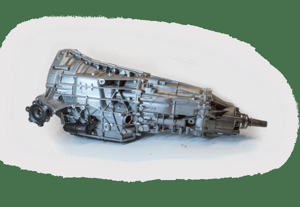 DL501 Gearbox