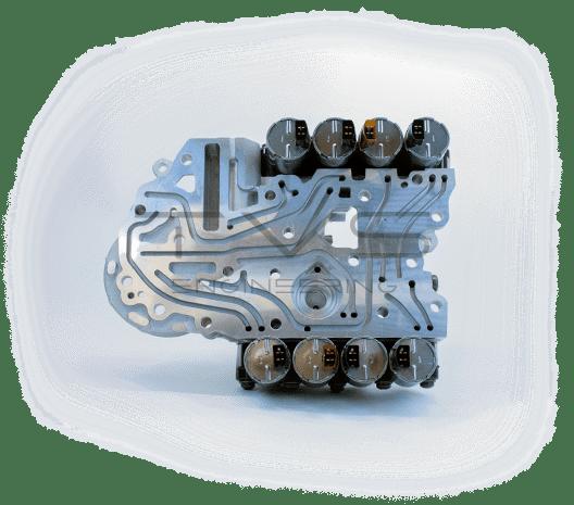 Overhauled mechatronics
