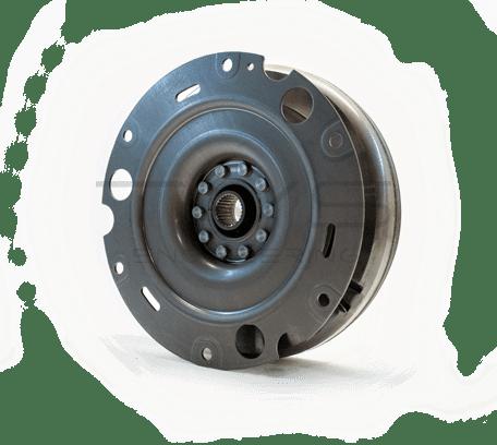 Flywheel DL501 gearbox
