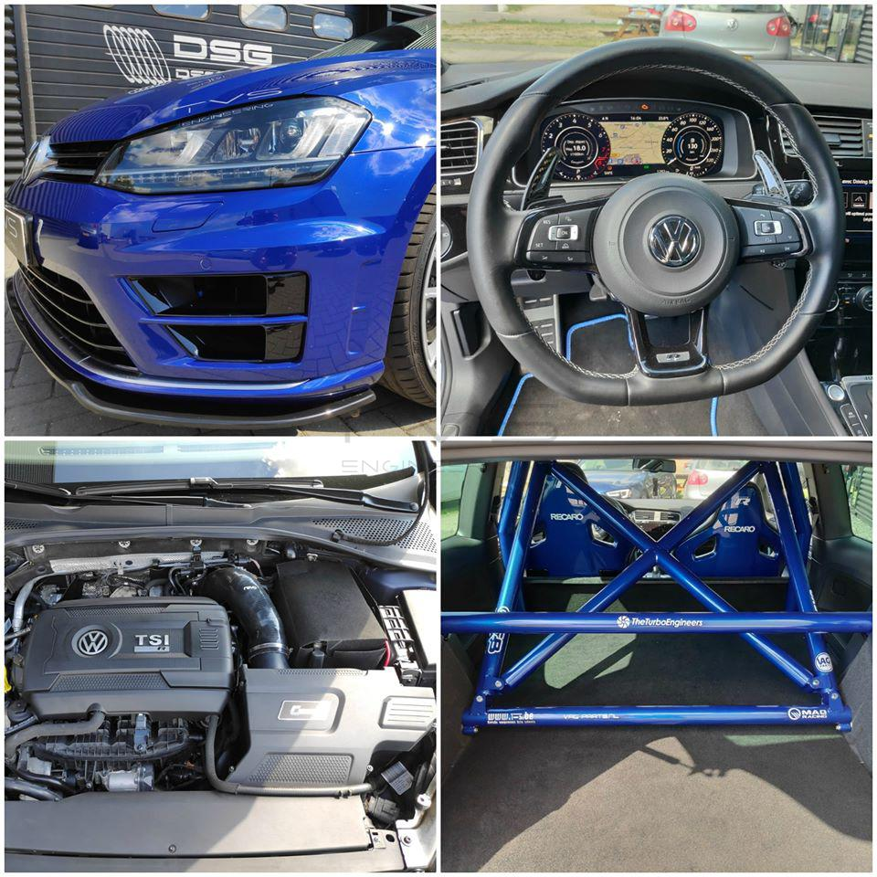VW Golf 7R 2.0 TSI (2015) img 1