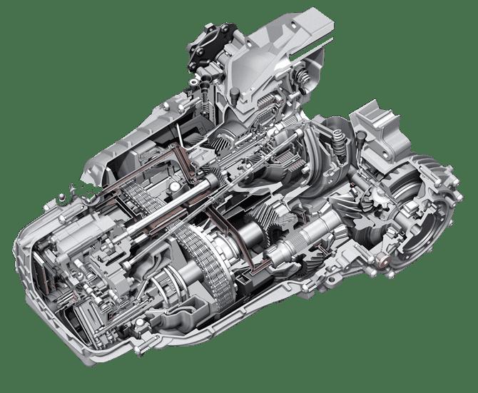 Multitronic gearbox photo