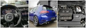 VW Golf 7.5R 2.0 TSI (2018) img 1